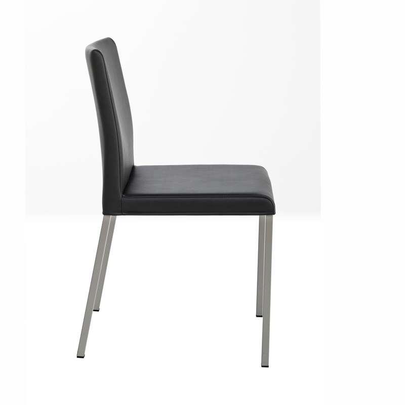 chaise de cuisine gaudi 4 pieds tables chaises et. Black Bedroom Furniture Sets. Home Design Ideas