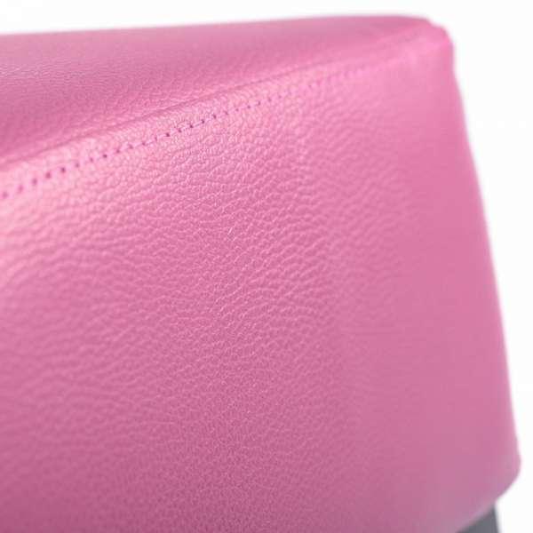 Tabouret de bar rose sans dossier - Max - 8