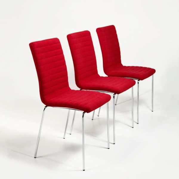 Chaise design Krono en métal Midj® - 2