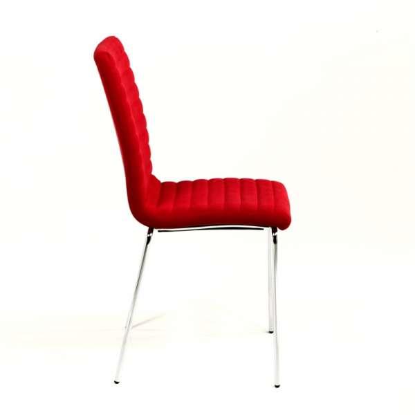 Chaise design Krono en métal Midj® - 5