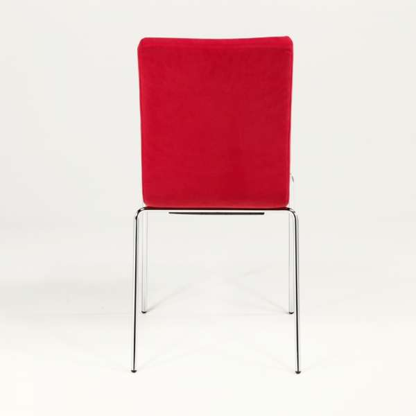 Chaise design Krono en métal Midj® - 6