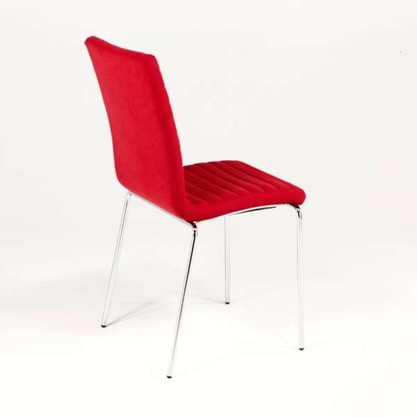 Chaise design Krono en métal Midj® - 8