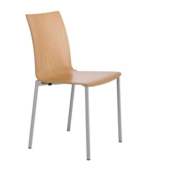 Chaise moderne en métal et stratifié - Pro's 7 - 7