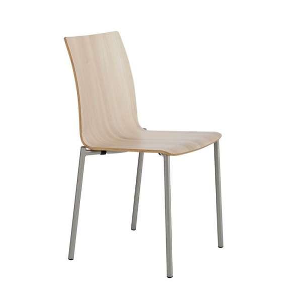 Chaise moderne en métal et stratifié - Pro's 11 - 11