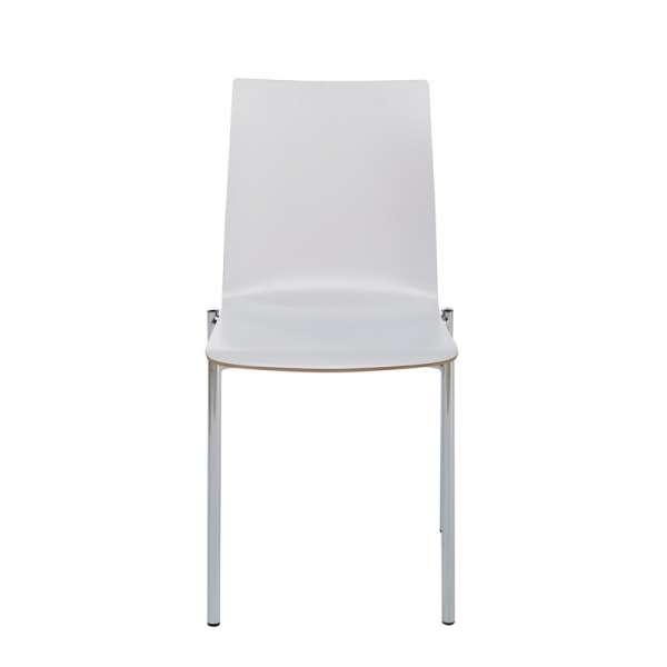 Chaise moderne en métal et stratifié - Pro's 19 - 19