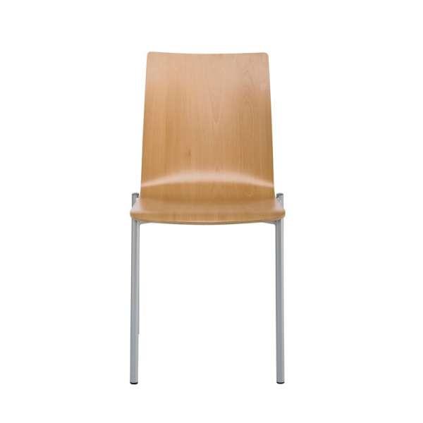 Chaise moderne en métal et stratifié - Pro's 9 - 9