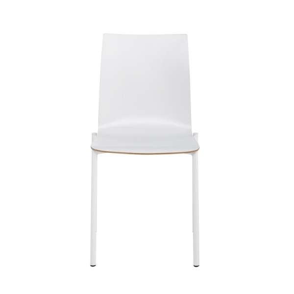 Chaise moderne en métal et stratifié - Pro's 20 - 20