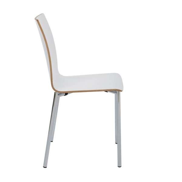 Chaise moderne en métal et stratifié - Pro's 21 - 21