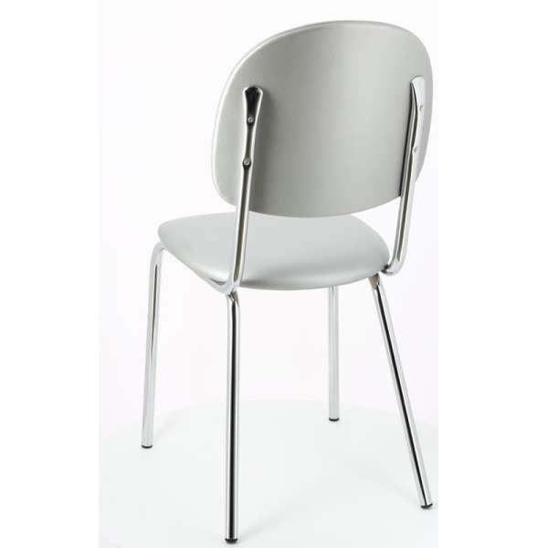Chaise de cuisine en métal et synthétique - STR05 11 - 11