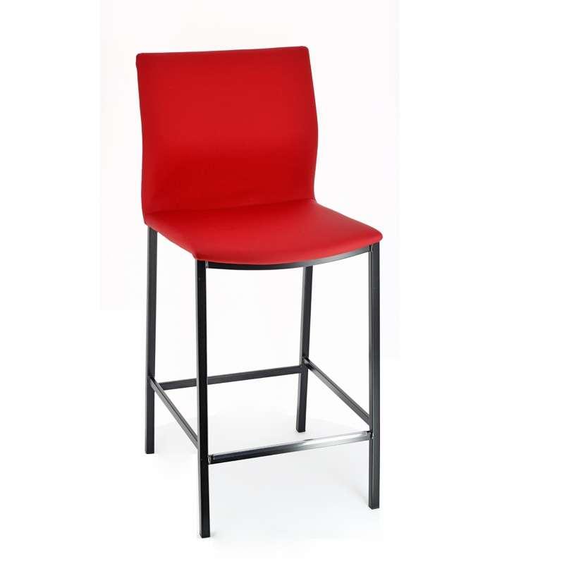 tabouret de bar ou de snack sierra 4 pieds tables chaises et tabourets. Black Bedroom Furniture Sets. Home Design Ideas