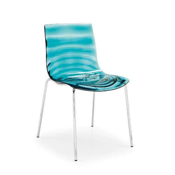 Chaise design en plexi Eau Calligaris® - 1