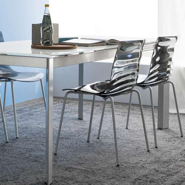 Chaise design en plexi Eau Calligaris® - 4