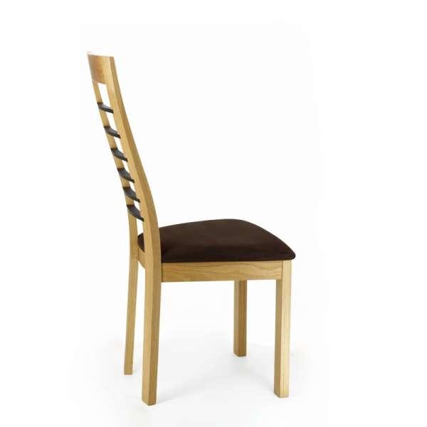 Chaise contemporaine Cannelle en chêne - 3