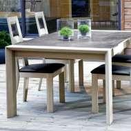 Table céramique contemporaine - Carrée ou Rectangle