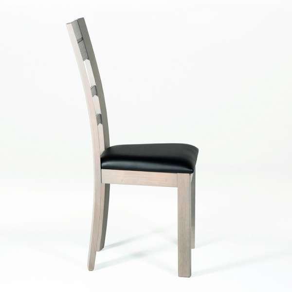 Chaise contemporaine en chêne - 6