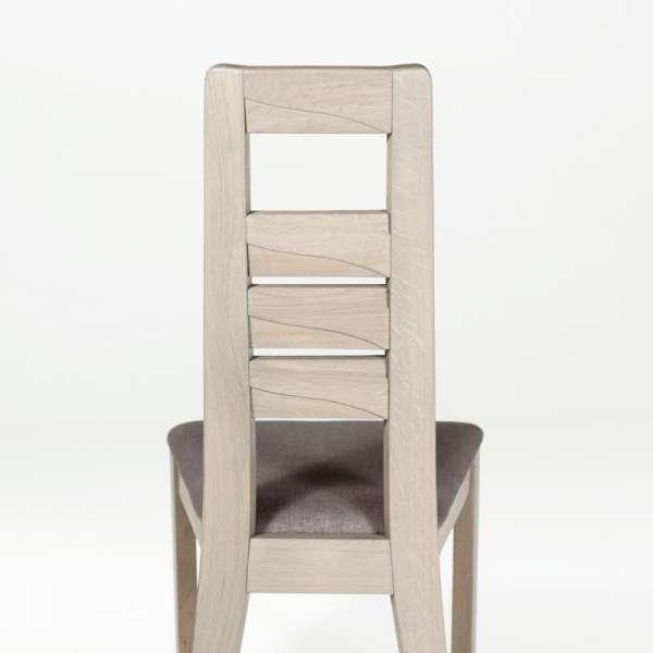 Chaise contemporaine en chêne - 7