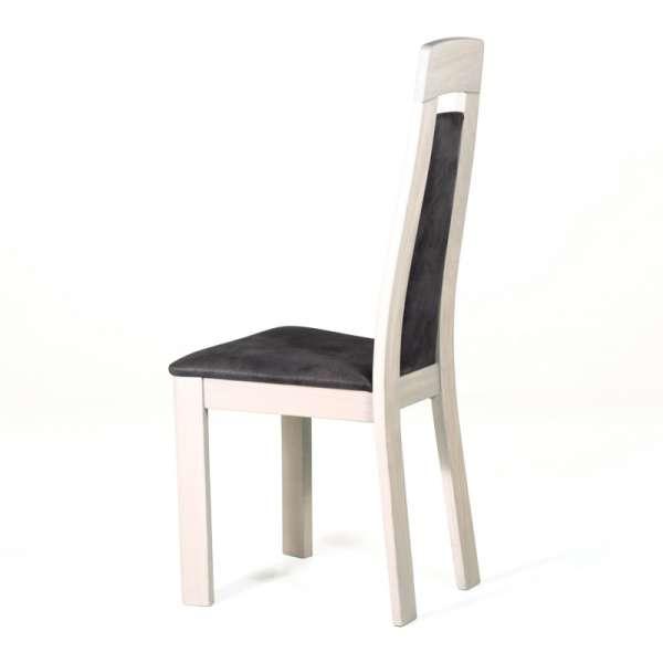 Chaise contemporaine en chêne  - 4