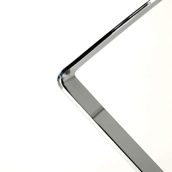 Fauteuil design pied métal Portofino Midj® - 11