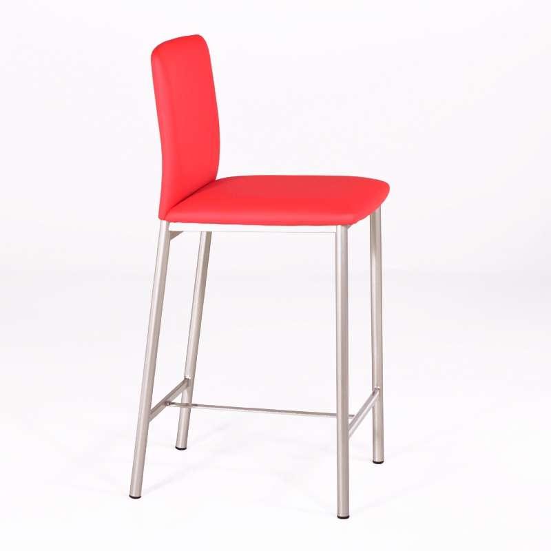 Tabouret snack loft 4 pieds tables chaises et tabourets - Tabouret snack 4 pieds ...