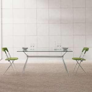 Table en verre design Brioso Midj®