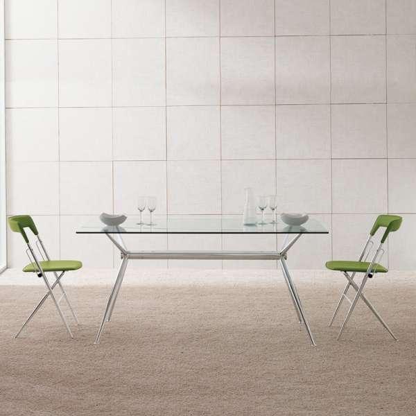 Table en verre design - Brioso Midj®