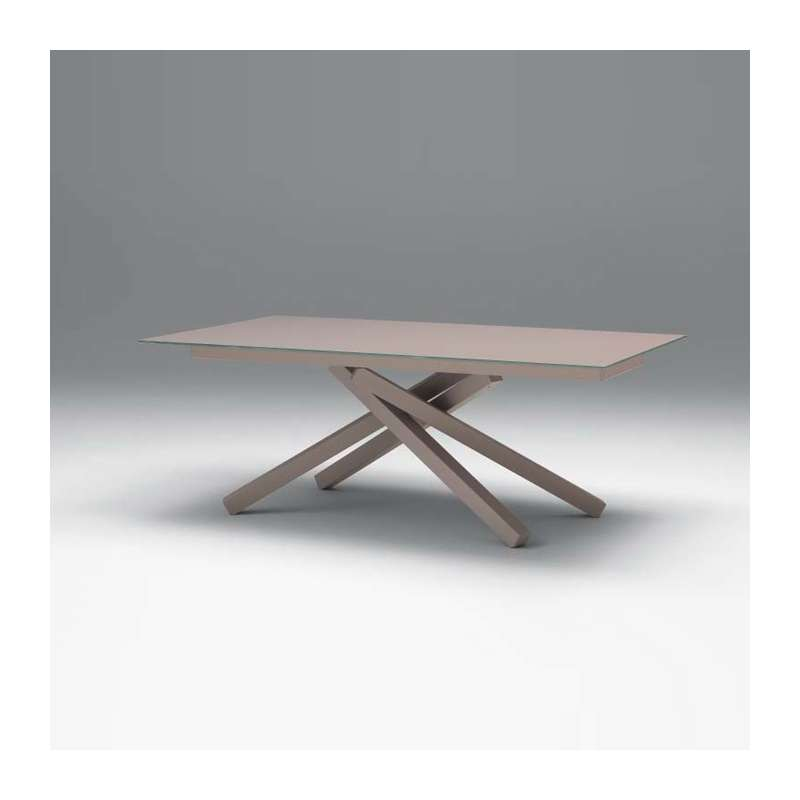 Table extensible design for Pied table design