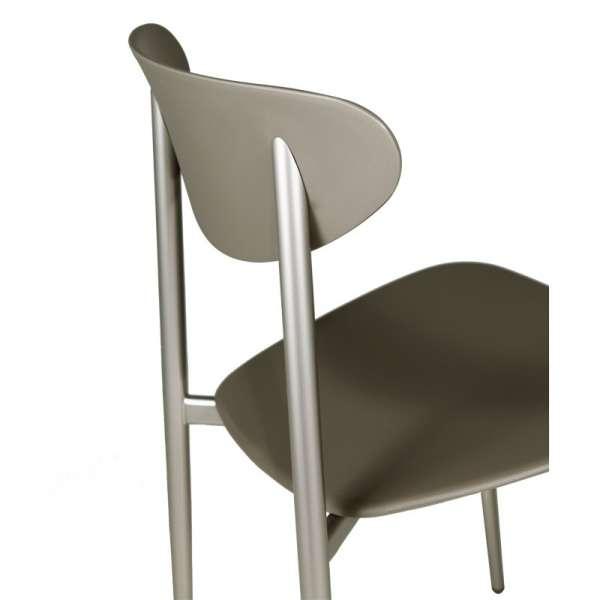 Chaise en polypropylène et métal - Graffiti - 9
