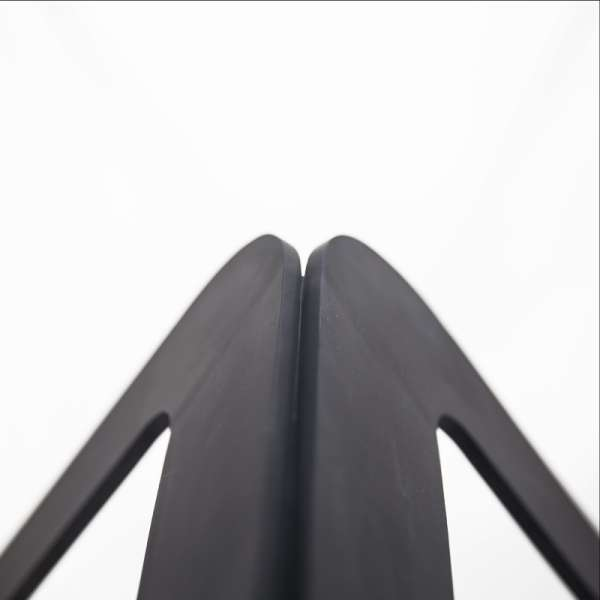 Table design en verre rectangulaire Trendy 100 cm x 180 cm - 9