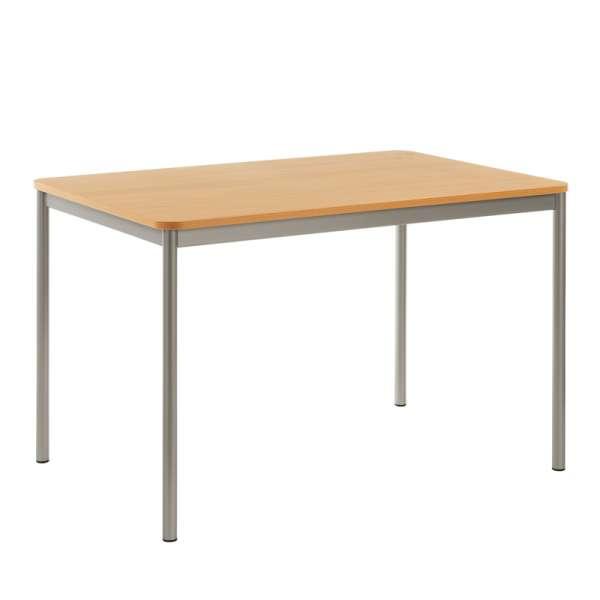 Table de cuisine rectangulaire en stratifié - Basic - 2