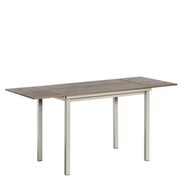 Table de cuisine extensible en stratifi vienna 4 for Table de cuisine en stratifie