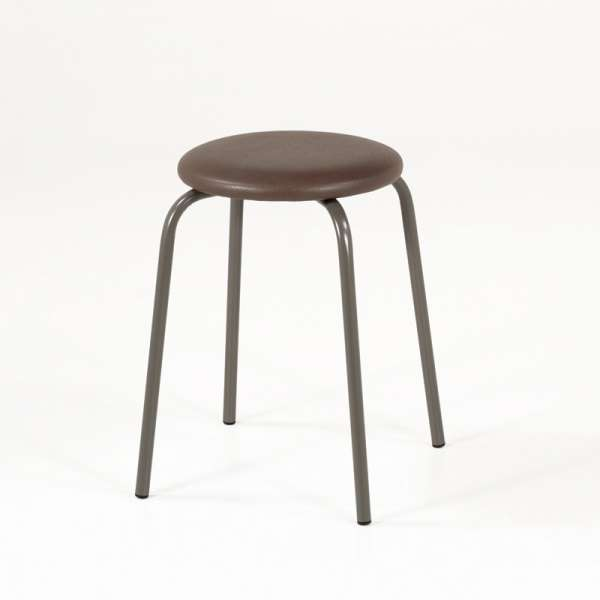 Tabouret bas empilable
