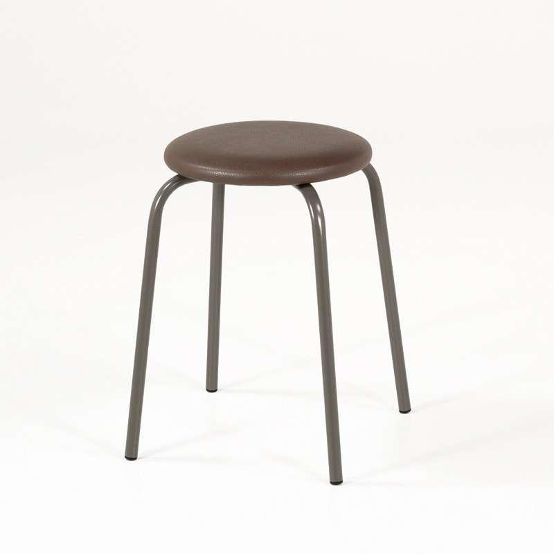 tabouret bas empilable 4 pieds tables chaises et tabourets