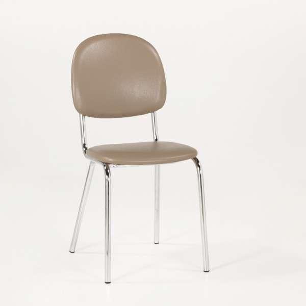 Chaise de cuisine en métal et synthétique - STR05 2 - 2