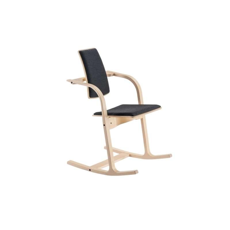 Chaise de bureau ergonomique actulum varier 4 pieds for Chaise ergonomique