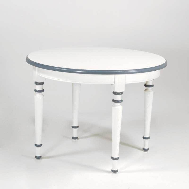 table rustique en ch ne massif avec ou sans allonges 4 pieds tables chaises et tabourets. Black Bedroom Furniture Sets. Home Design Ideas