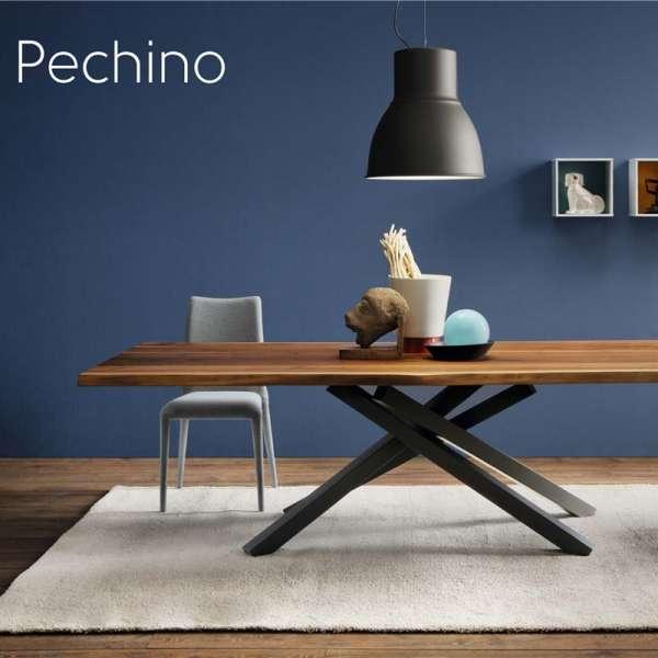 Table design bois - Pechino Midj® 2 - 2