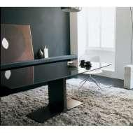 Table design en verre rectangulaire - Palace Sovet®