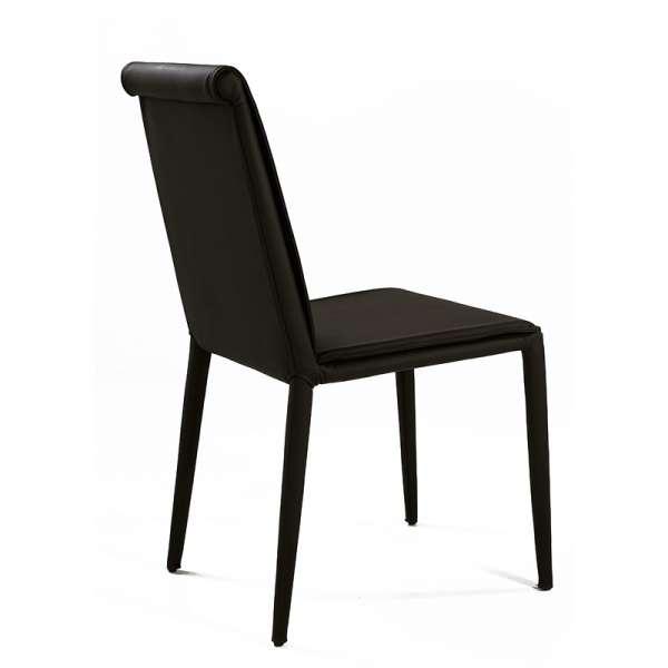 Chaise en cuir - Cinthia 3 - 3