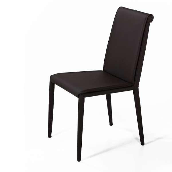 Chaise en cuir - Cinthia 9 - 9
