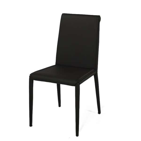 Chaise en cuir - Cinthia 10 - 10