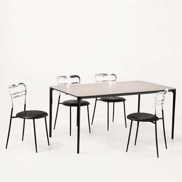 Table en céramique design -  Slim Sovet® 2 - 2