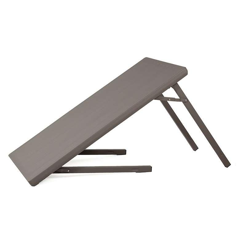 table pliante rectangulaire de collectivit 4 pieds tables chaises et tabourets. Black Bedroom Furniture Sets. Home Design Ideas