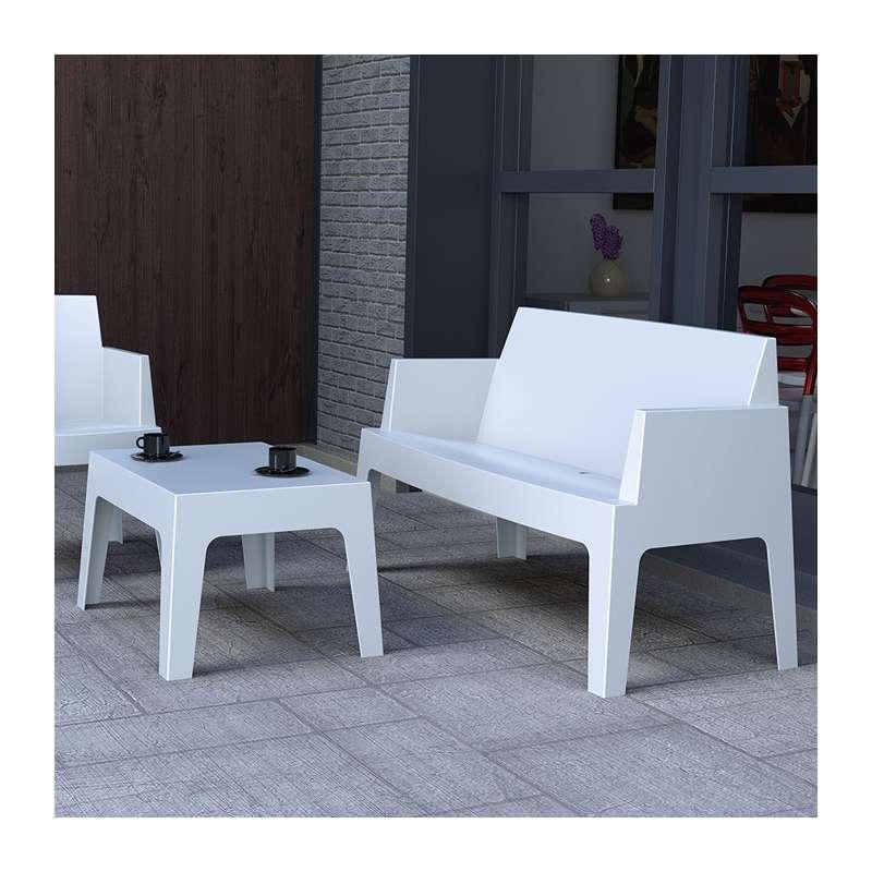 Salon de jardin design plastique for Fauteuil de salon design