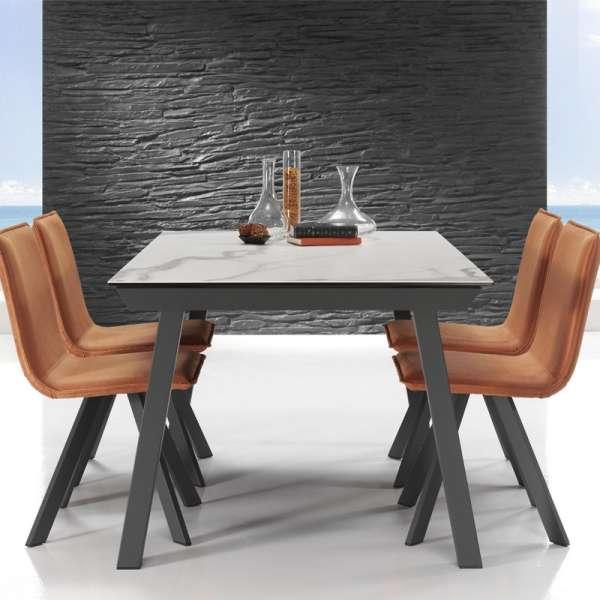 Table extensible en céramique - Benidorm - 2
