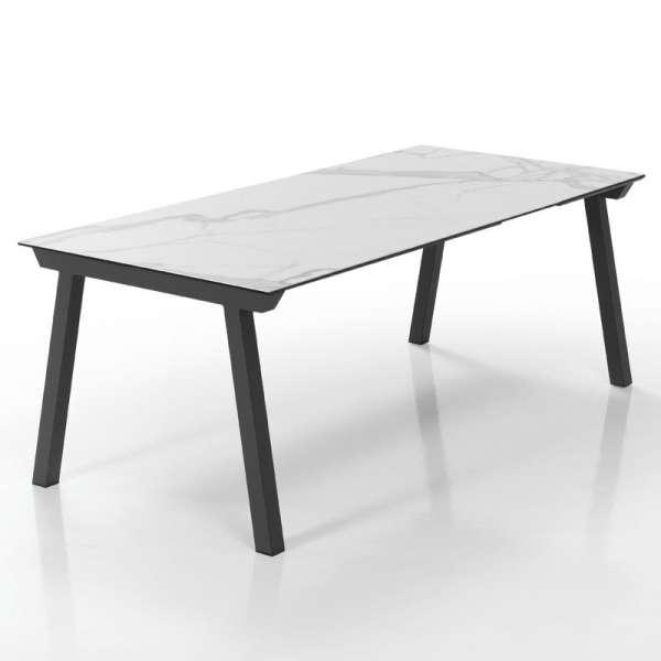 Table en céramique avec allonge- Benidorm - 4