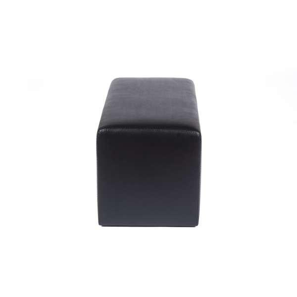 Pouf rectangulaire moderne marron - Max Q78 - 8
