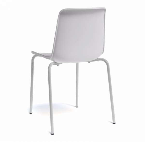 Chaise en polypropylène et métal - Paris 4 - 5