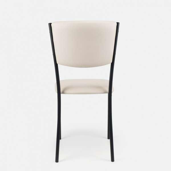 Chaise de cuisine en métal et vinyl - Ruby 8 - 9
