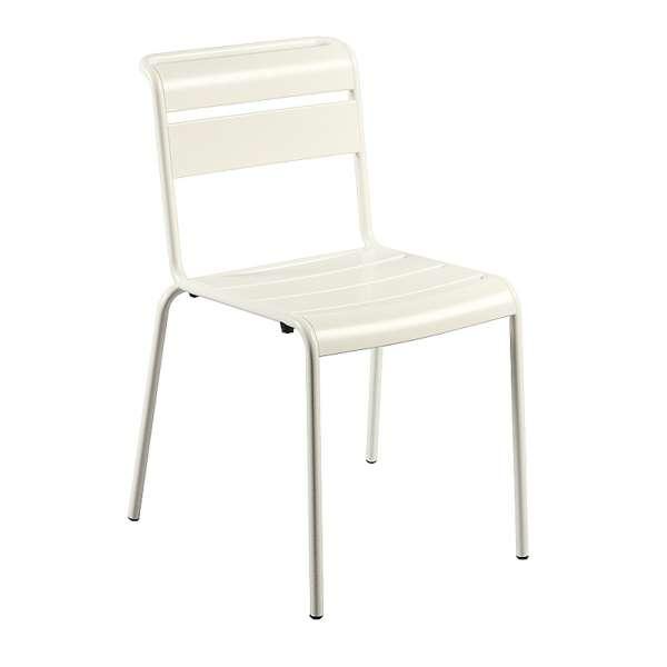 Chaise de jardin vintage en métal - Lutetia 4 - 4