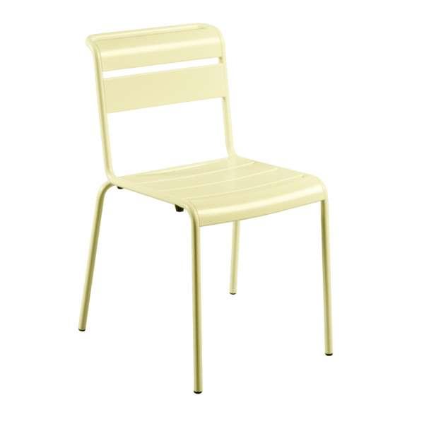 Chaise de jardin vintage en métal - Lutetia 15 - 13